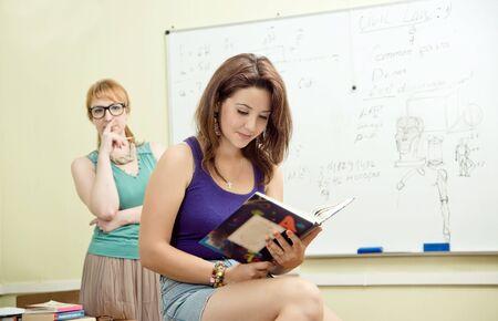 Учитель со студенткой фото 16 фотография